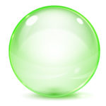green green bubble